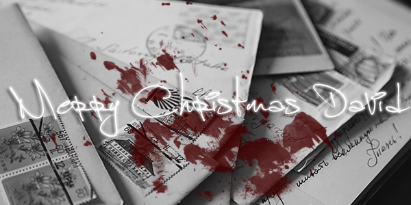Inscrit n°30 → Merry Christmas David