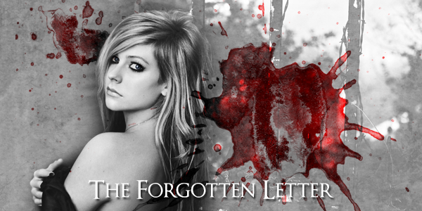 Inscrit n°31 → The Forgotten Letter