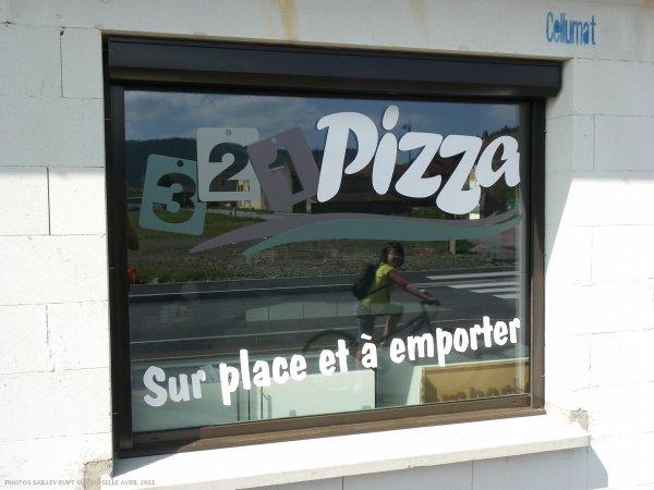 1 2 3 PIZZA
