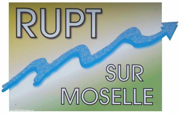 Logo de la ville de RUPT sur Moselle