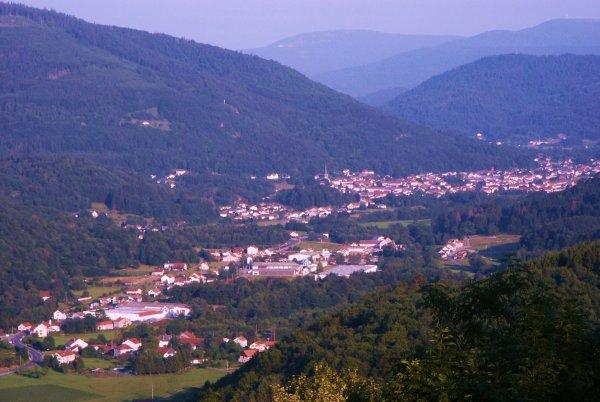 Panorama de RUPT SUR MOSELLE