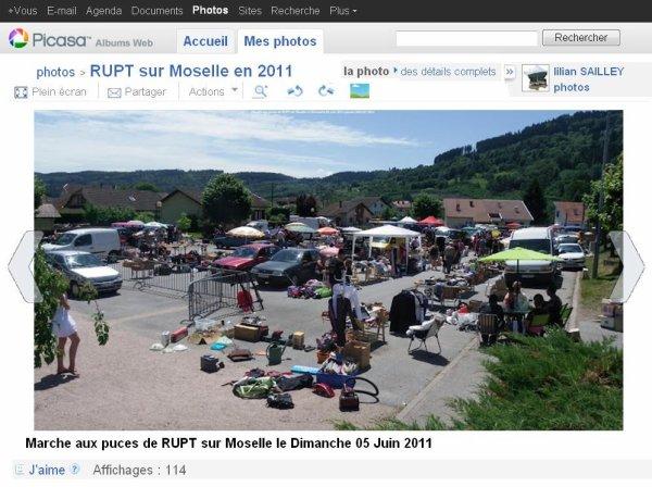 site de photos de la commune rupt sur moselle