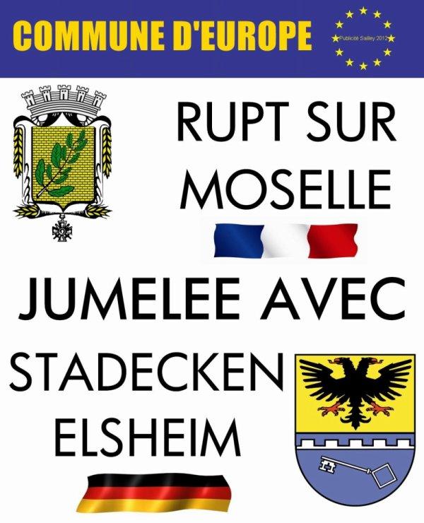 COMMUNE D'EUROPE