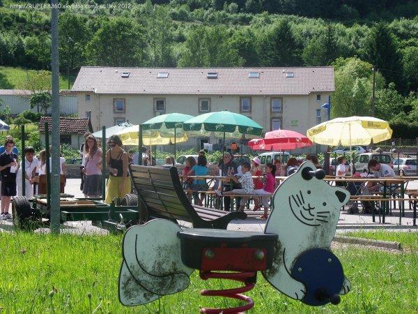 vue sur la Kermesse du 02 Juin 2012 des  écoles rupéennes