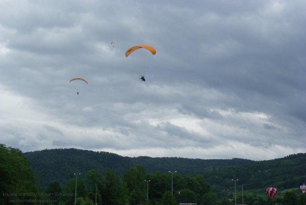 Les éoliades 2012 à RUPT sur Moselle
