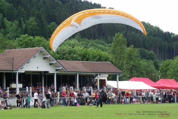 LES EOLIADES  FESTIVAL DU VENT 2012