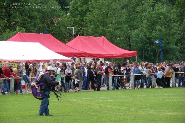Les éoliades 2012 FESTIVAL DU VENT à RUPT SUR MOSELLE
