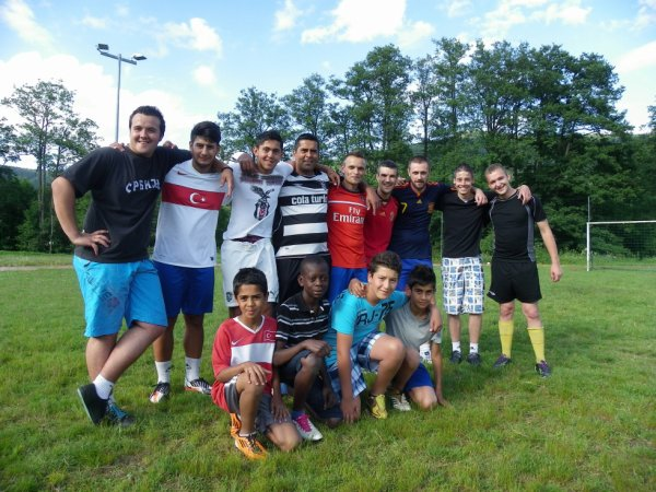 Equipe amateur ruppéen de foot