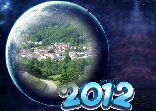 Commune RUPT sur Moselle en 2012