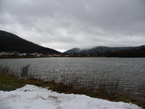 dec 2012 a RUPT sur Moselle , Crue de la moselle