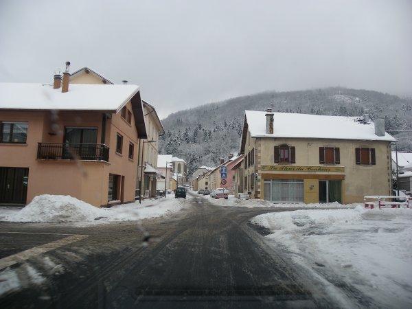 Rue de l'église