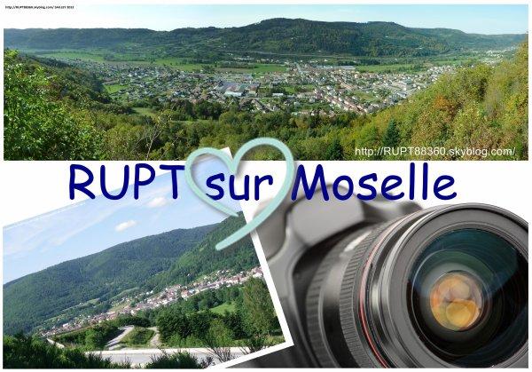 Photos de RUPT sur moselle