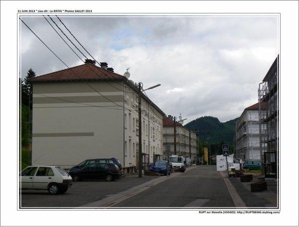 Carte postale 2013 de RUPT sur Moselle dans les VOSGES