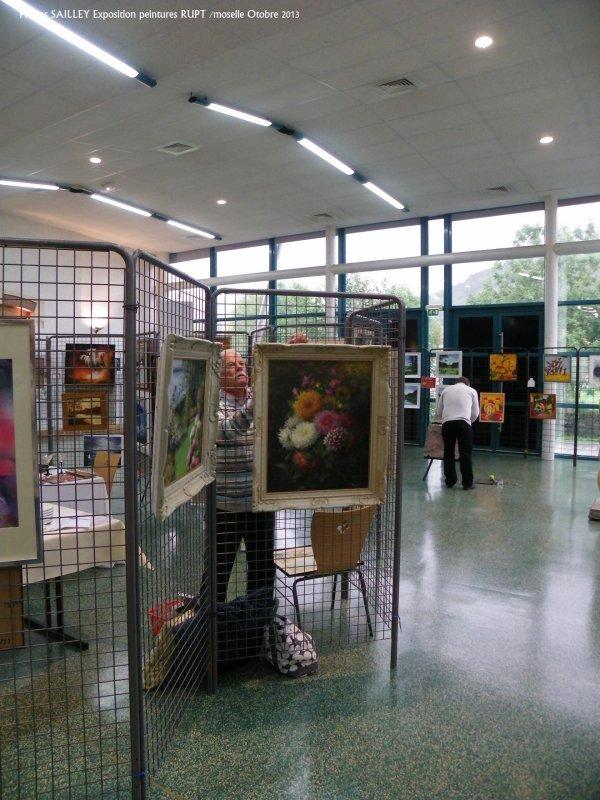 EXPOSITION PEINTURES 2013