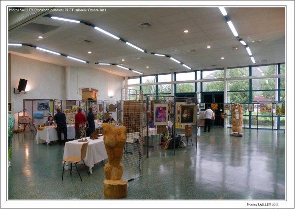 Exposition Peinture à RUPT sur Moselle