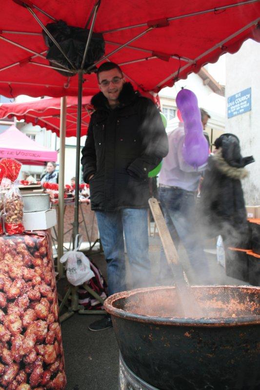 Foire aux harengs 2015 à RUPT sur Moselle