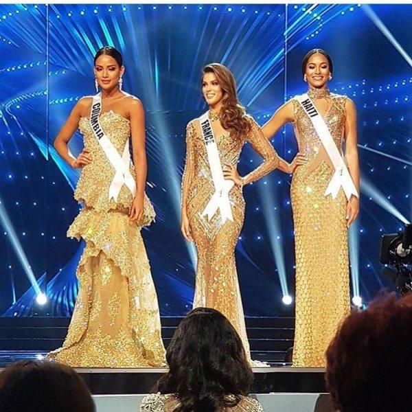 Iris Mittenaere devient Miss Universe 2016