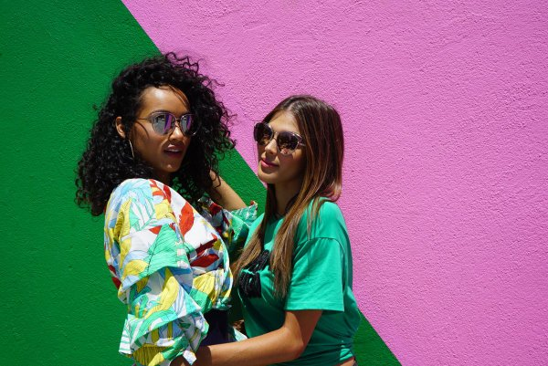 Iris a Los Angeles