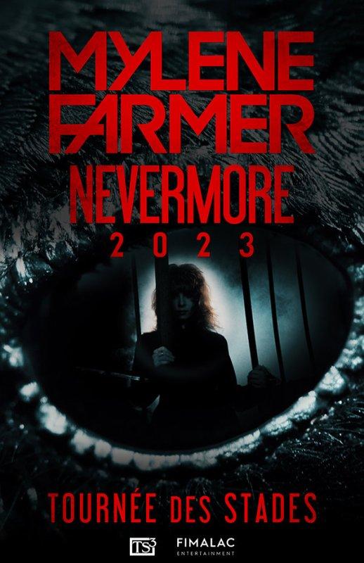Mylène Farmer annonce une tournée 2023