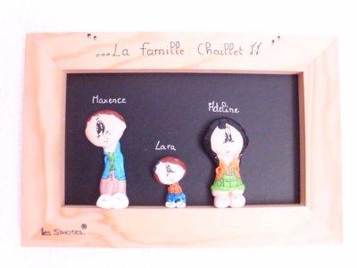 """""""l@ f@Mm!Ll£ Chaillet"""" p@R l£$ $m0t£$"""