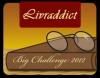 Big Challenge Livraddict