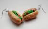 Boucles-d'oreilles Sandwichs