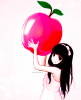 Tu veux une pomme??
