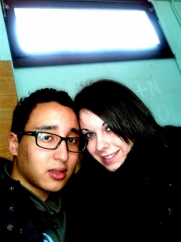 Nabil & Moi :D