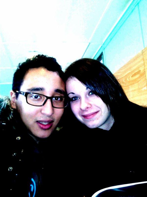 Nabil & Moi :)