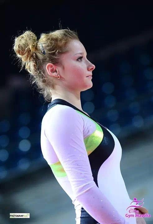 Johanna Cano: Le Massilia Elite Gym, sa dernière compétition!