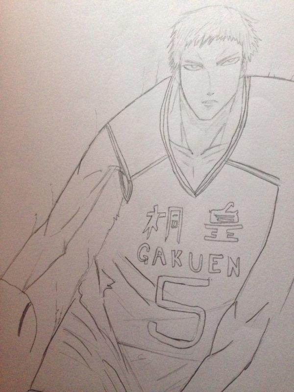 Aomine Daiki (Kuroko no basket)