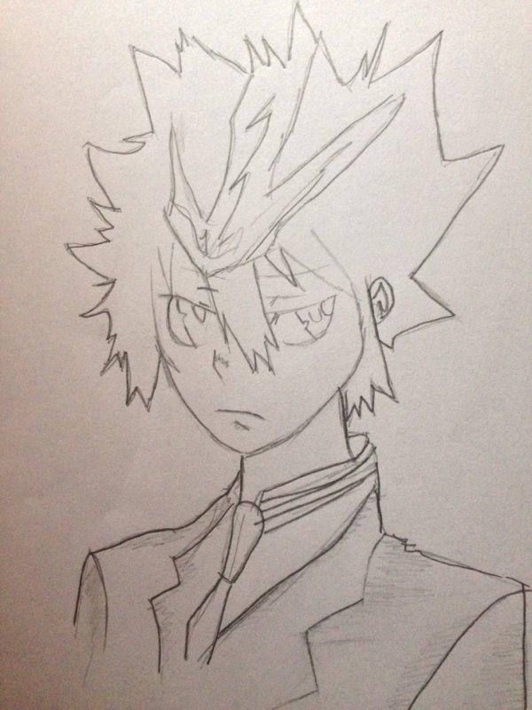 Sawada Tsunayoshi (Reborn !) <3