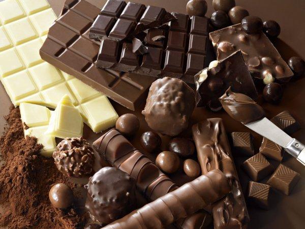 Hum ... Sa sent le chocolat ! -Ally