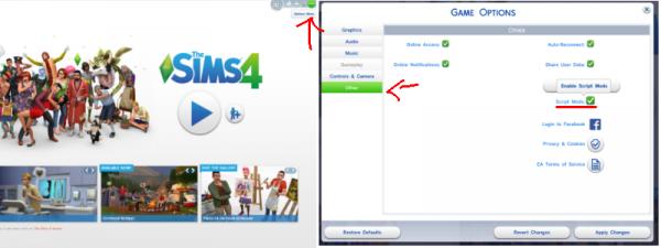 Astuce sims 4 - Le retour du code moveobjects