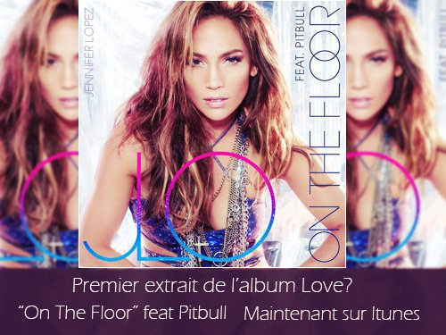 On the floor disponible sur ITunes