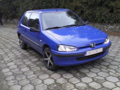 Voici ma voiture