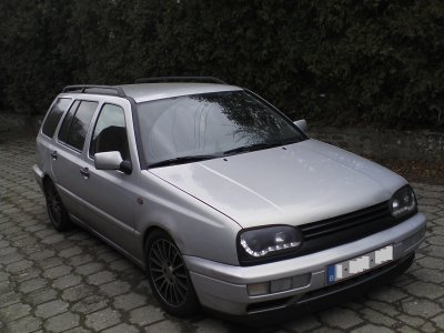 golf 3 break de chris