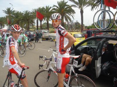 Tour du Maroc de cyclisme: la 27e édition du 4 au 13 avril 2014