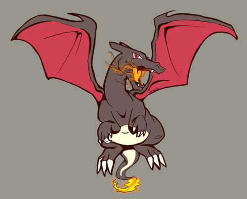 Dracaufeu Shiny La Réference Des Images Pokémons 3