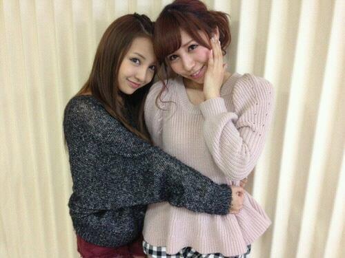 Tomomi et Tomochin