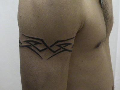 Tribal Tour De Bras Mes Tattoos