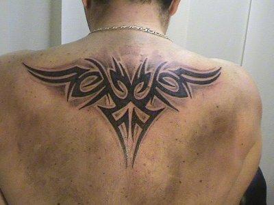 Tribal Dos Mes Tattoos