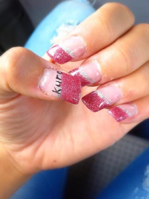 ongles de shanna ♥