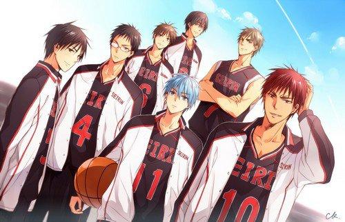 Kuroko's no basket *_*