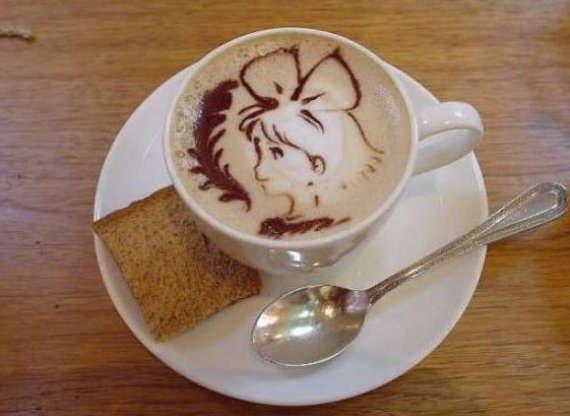 Latte-art :3