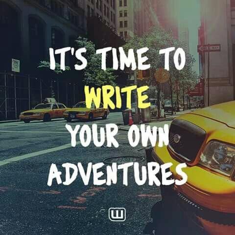 Il est temps... d'Ecrire et de laisser notre plume nous guider...
