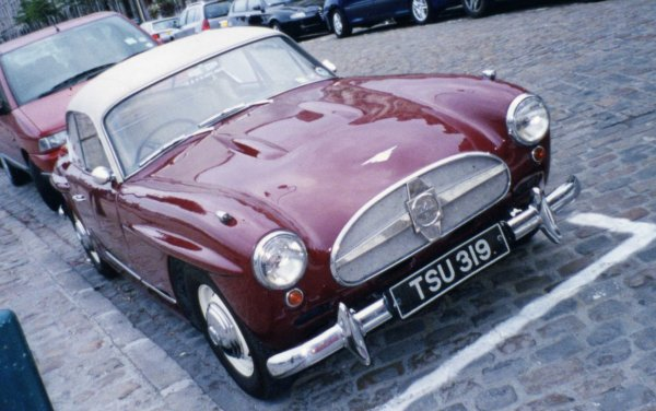 Jensen 541 1955