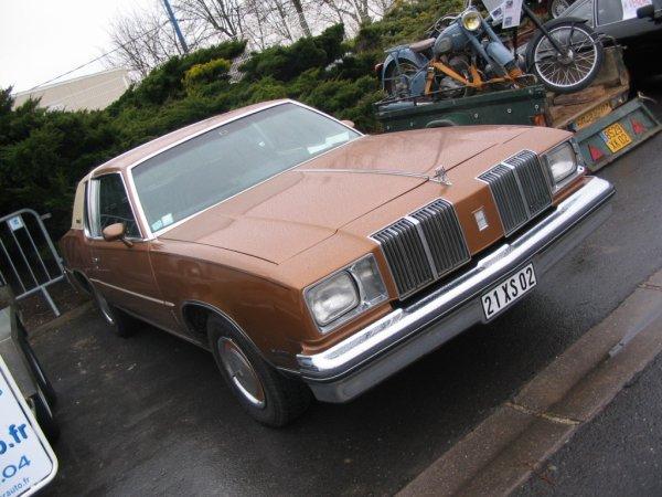 Oldsmobile Cutlass 1979