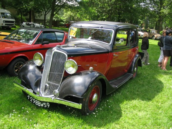 Renault Primaquatre 1934