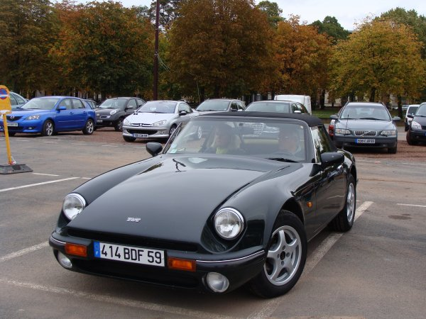 TVR S3C 1986